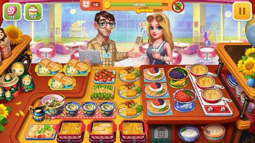 Cooking Hot: My Restaurant Cooking Game Apkfinish screenshots 1