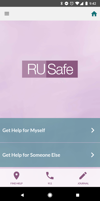 Apps to Document Abuse | RUSafe | Beanstalk Single Mums