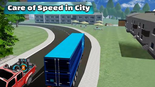 City Computer & LCD Cargo Transport 2019 1.2 screenshots 6