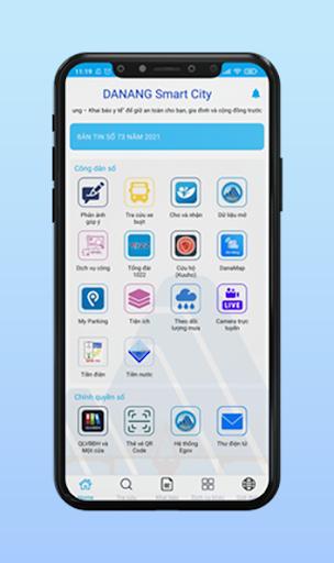 Danang Smart City android2mod screenshots 6