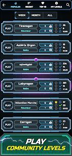 Astrogon – Creative space arcade Mod Apk (Unlimited Stars) 6