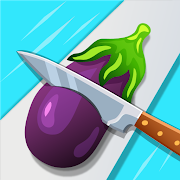 Perfect Veggie Slicer : Cooking Games