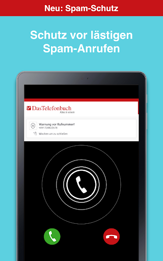 Das Telefonbuch with caller ID and spam protection  screenshots 17