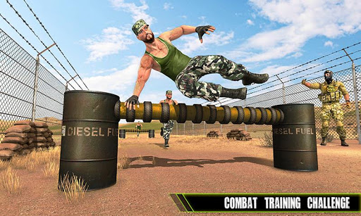 US Army Training School Game: Obstacle Course Race screenshots 3