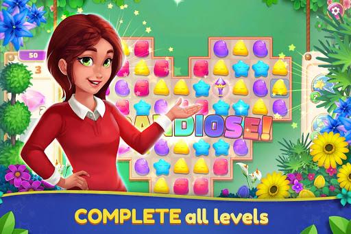Royal Garden Tales - Match 3 Puzzle Decoration ' 0.9.8 screenshots 4
