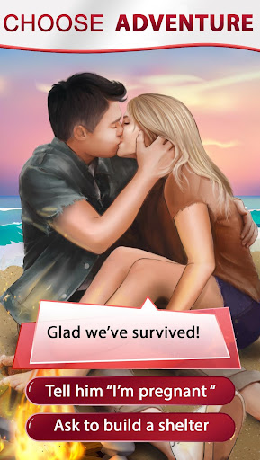 Love Choice: Interactive game, new stories&episode apkdebit screenshots 2