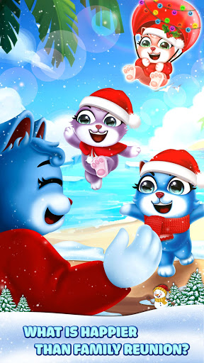 Cat Pop Island: Bubble Shooter Adventure Apkfinish screenshots 7