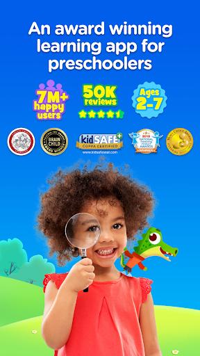Kiddopia: Preschool Education & ABC Games for Kids 2.2.2 screenshots 1