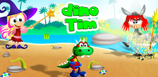 Dino Tim Full Version: Basic Math for kidsのおすすめ画像1