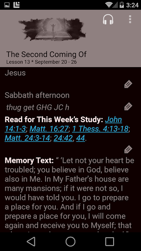 SDA Sabbath School Quarterly 5.0.231 Screenshots 5