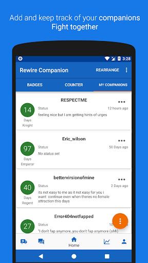 Rewire Companion: Say No to Fap 3.22.0 Screenshots 3