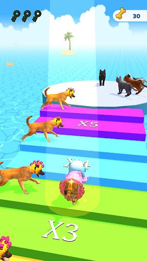 Cats run 3D apkdebit screenshots 4