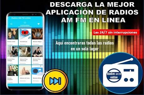 Radios AM FM online 1