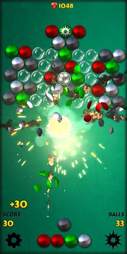 Magnet Balls PRO Free: Match-Three Physics Puzzle 1.0.8.4 screenshots 1