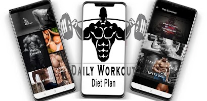 Daily Workout & Diet Plan