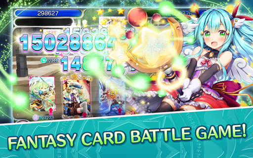 Valkyrie Crusade u3010Anime-Style TCG x Builder Gameu3011 8.0.2 Screenshots 11
