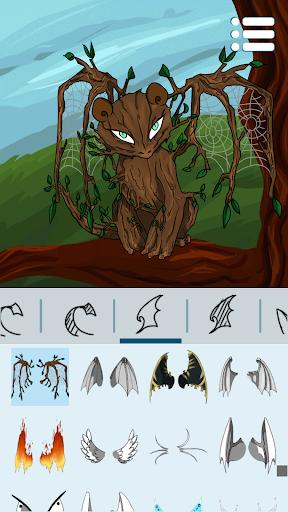 Avatar Maker: Dragons apktram screenshots 6