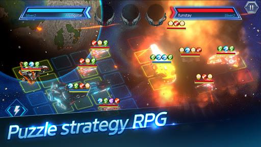 Rising Star: Puzzle Strategy RPG  screenshots 1