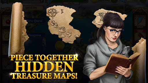 Treasure Match 3 screenshots 2