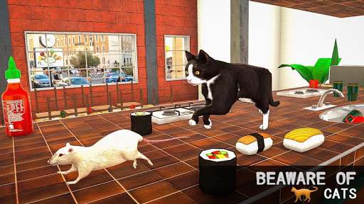 mouse simulator : virtual wild life 2020 screenshot 1