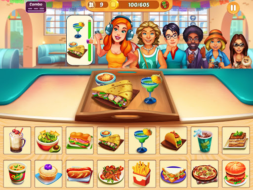 Cook It! Cooking Games Madness & Krusty Cook-off 1.3.4 screenshots 12
