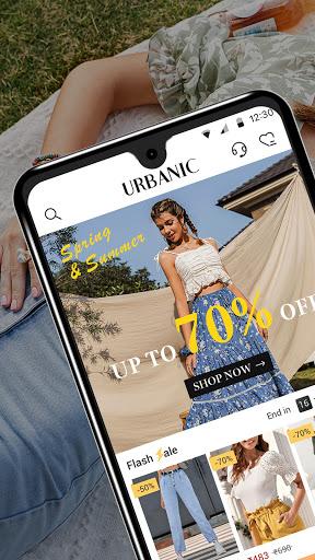 Urbanic - Women Fashion Shopping Online  screenshots 1