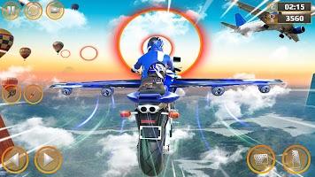 Mega Ramp Impossible Tracks Stunt Bike Rider Games