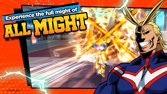 My Hero Academia: The Strongest Hero Anime RPG MOD APK (High DMG) 15