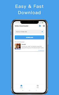 Video Downloader for Twitter – Save Twitter video Apk Download 2021 2