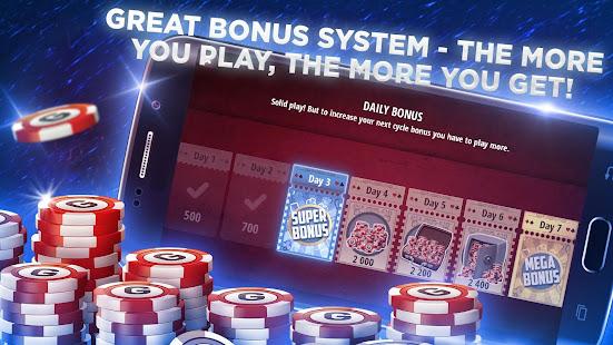 Poker Texas Holdem Live Pro 7.1.1 APK screenshots 19