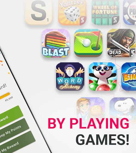 Rewarded Play: Earn Free Gift Cards & Play Games! apktram screenshots 2