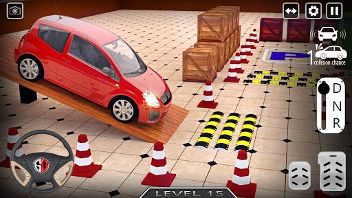 Modern Car Parking Drive 3D Game - Free Games 2020  screenshots 1