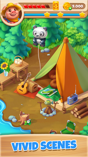 Solitaire Tripeaks - Farm Story  screenshots 3