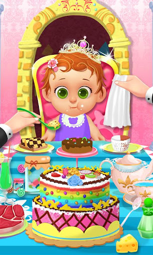 My Baby Princess™ Royal Care  screenshots 1