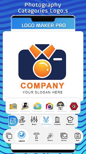 Logo Maker - Logo Creator, Generator & Designer 3.7 Screenshots 9
