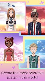 Anime Avatar Creator: Make Your Own Avatar 3.0.4 Screenshots 1