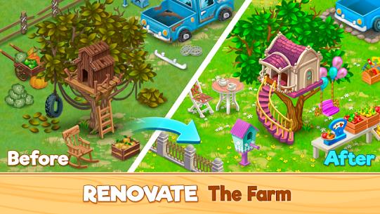 Granny's Farm: Free Match 3 Game 8