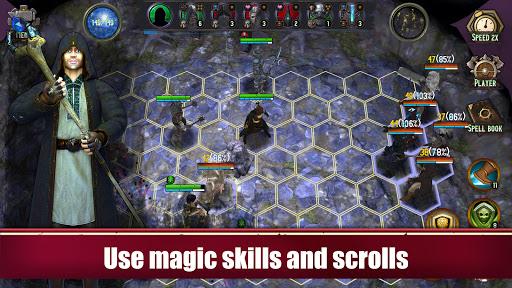 Azedeem: Heroes of Past. Tactical turn-based RPG. 1.0.62.04 screenshots 3