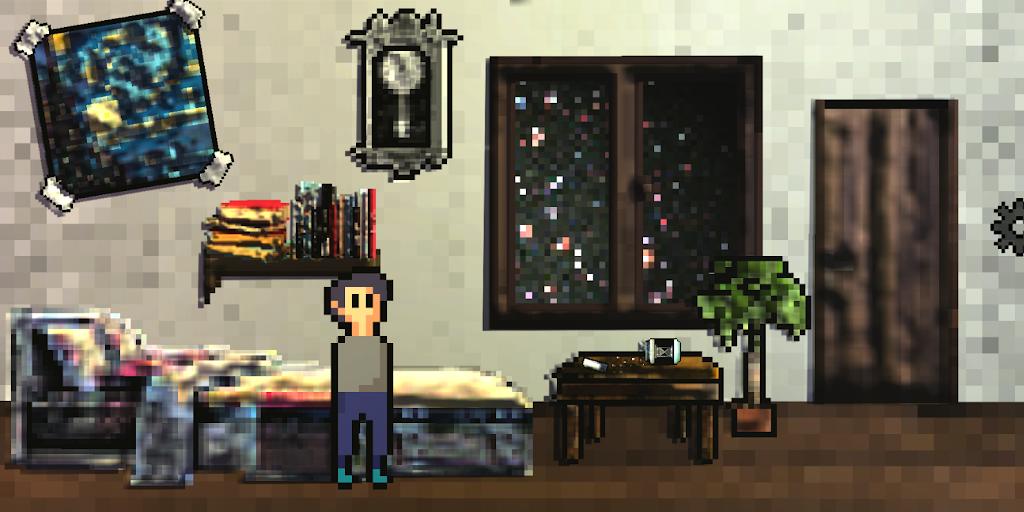 Pixel Dreamer  poster 12