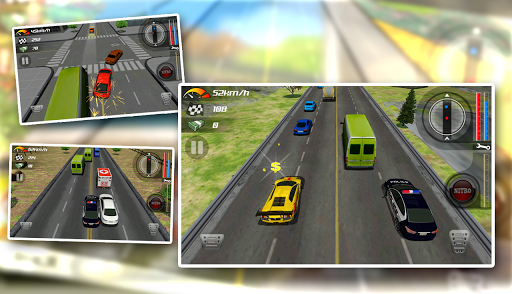 Traffic Racing Escape For PC Windows (7, 8, 10, 10X) & Mac Computer Image Number- 7