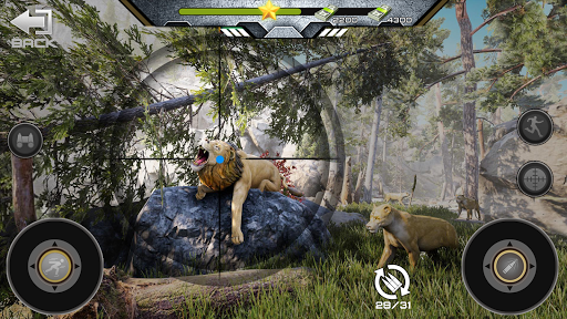 Deer Hunting Covert Sniper Hunter 2.0.9 screenshots 13