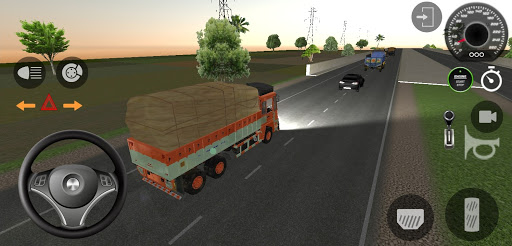 Indian Trucks Simulator 3D Apkfinish screenshots 7