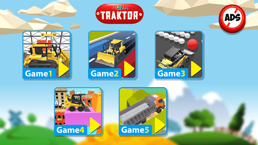 Animated Puzzles tractor farm Apkfinish screenshots 18