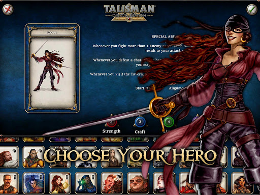 Talisman  screenshots 12