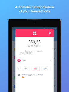 Bankin' - The money and banking app manager Apkfinish screenshots 12