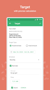 Thriv – Savings Goal Tracker v4.7.2 [Premium] 3