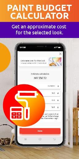 Colour with Asian Paints - Wall Paint & Design App  screenshots 1