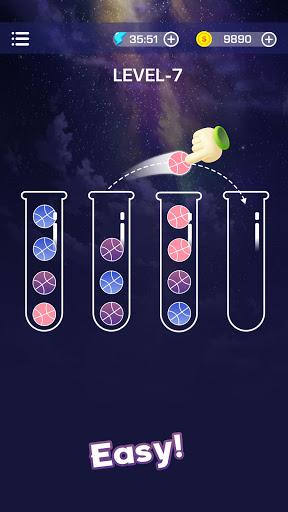 Puzzle Ball-Addicting Casual Sort Game  screenshots 2