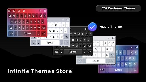 Keyboard For iPhone 12 : iOS Keyboard 2021 screenshots 1