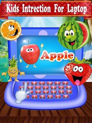 toy computer - kids preschool activities learn screenshot 1